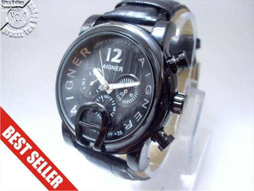 Jam Tangan Unisex Sporty Aigner 303 KW Terbaru Murah dan bagus Rp 315.000