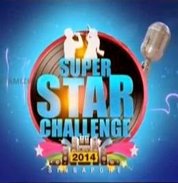 Superstar Challenge - April 14, 2014