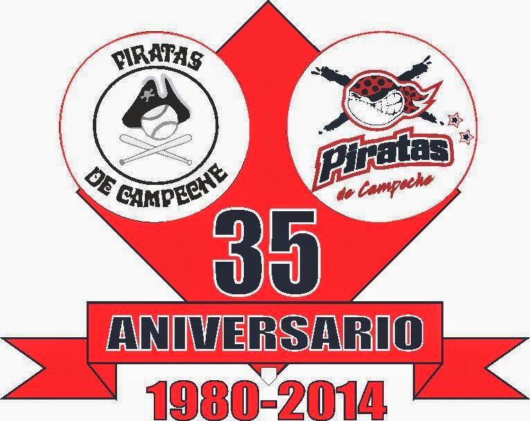PIRATAS DE CAMPECHE 2014