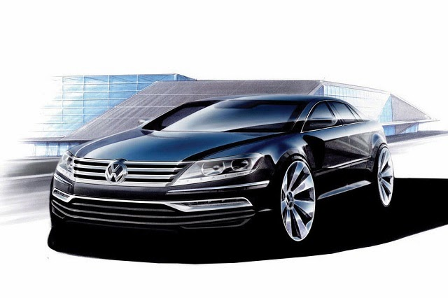 2015 vw phaeton release date and price 2015 cars release. Black Bedroom Furniture Sets. Home Design Ideas