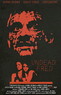 Zombie film Undead Fred