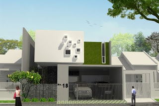 exterior home design plan ideas modern minimalist house picture desain rumah