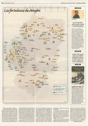 Reportaje del Heraldo de Aragón