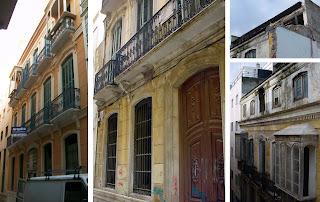 Obras de Rehabilitación en Calle Marqués de Guadiaro 3