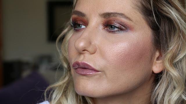 youtube videoları, makyaj uygulamaları, glossy makeup, ıslak görünümlü makyaj, mac, cinderella,  makyaj videoları - türk youtuber - makyaj blogları - kozmetik blogları - alışveriş