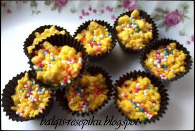 Biskut Sarang Semut