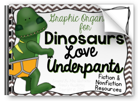 https://www.teacherspayteachers.com/Product/Dinosaurs-Love-Underpants-Literacy-Resources-1766733