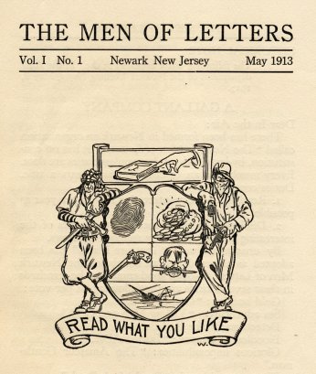 "Library History Buff Blog: John Cotton Dana and ""The Men of Letters"""