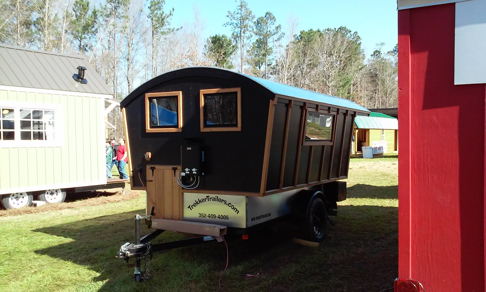 South Florida Tiny Home Movement From the Georgia Tiny House