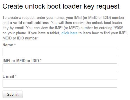 Cara Unlock BootLoader Sony Xperia Tanpa Command Line