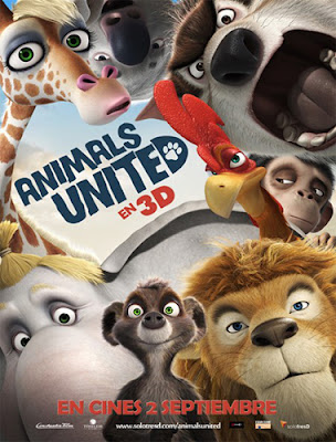 animalsposot Animals United (2011) Español Subtitulado