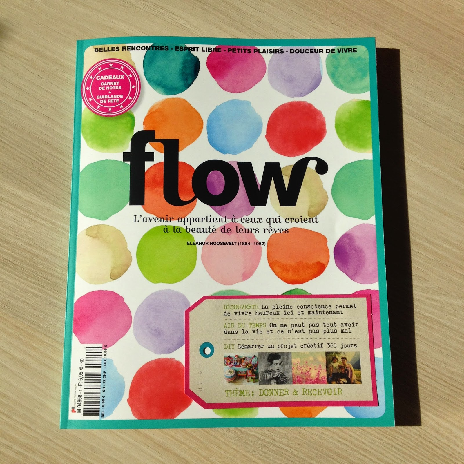 Flow magazine version française