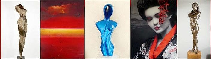 Tegenstellingen bij Galerie Pictura