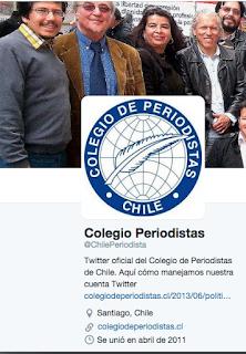 Política de funcionamiento de la cuenta @Chileperiodista