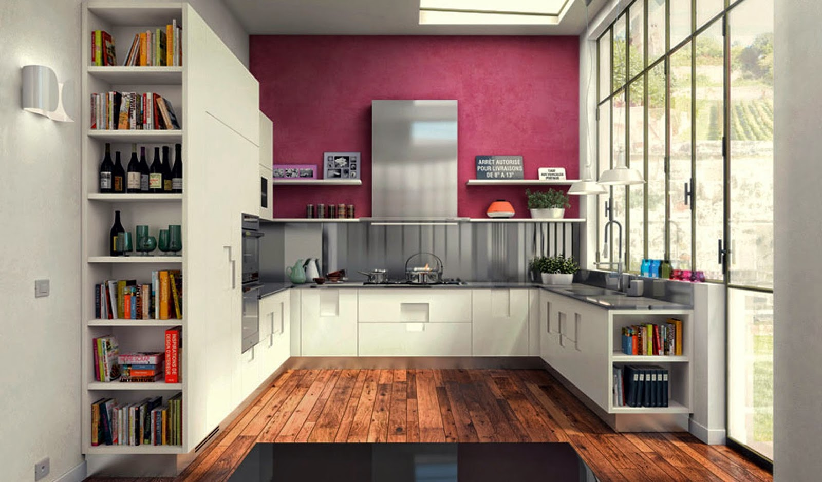 Construindo Minha Casa Clean Marsala Na Decora O Saiba