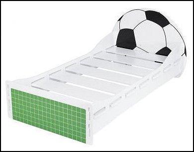 Football Single Bed