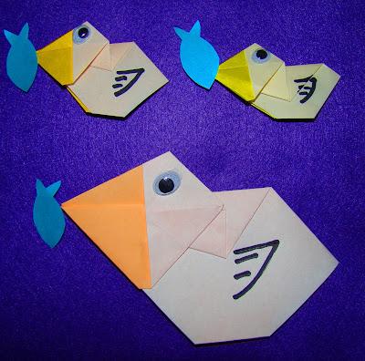 Nice Hot Artis Hollywood Origami Cute Pelican