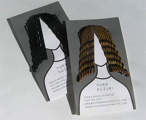 makeup artist cards. makeup artist cards. a Hair