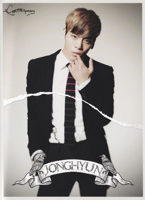 shinee jonghyun boys meet u photobook pic 2