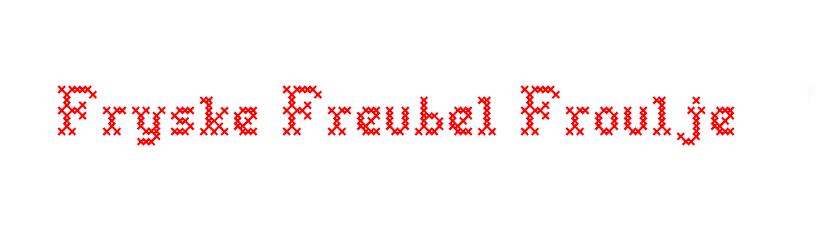 Fryske Freubel Froulje