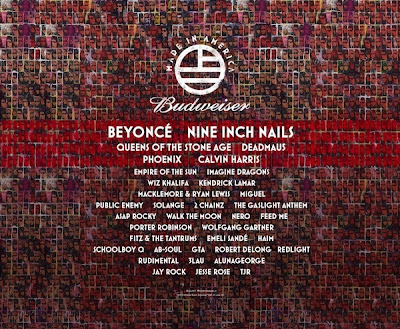 Jay-Z's Made in America Festival lineup