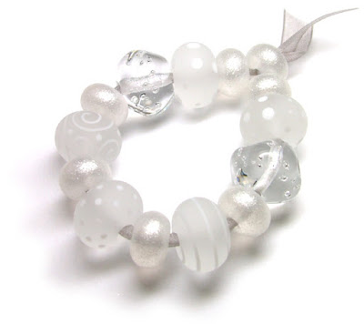 Lampork Glass Beads