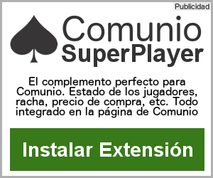 Script Comunio SuperPlayer Extensión para Chrome