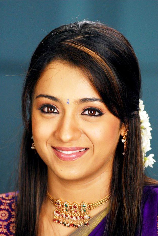 Actress Trisha Krishnan Hairstyle Picturesbest Hairstyles