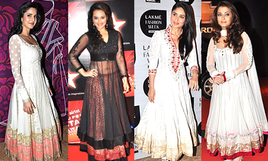 Buy Bollywood Celebrity Suits Online 69