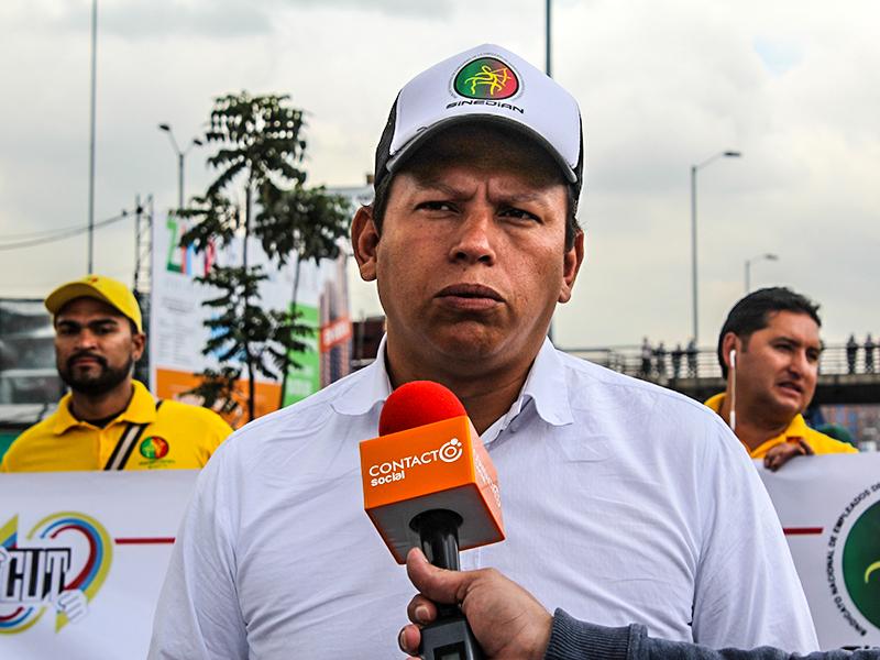 Sinedian y Sintradian busca intermediación del Congreso para cumplimiento de acuerdos