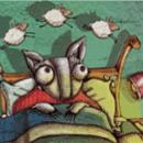 Fonocuento: murciélago acostado contando ovejas