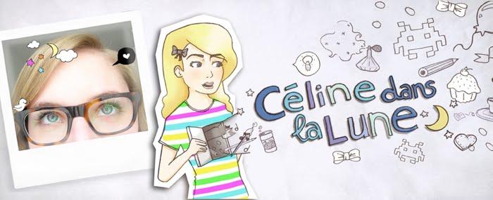 Céline dans la lune