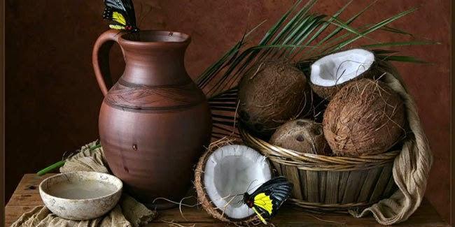 Kesehatan : Manfaat Minyak kelapa untuk Kesehatan