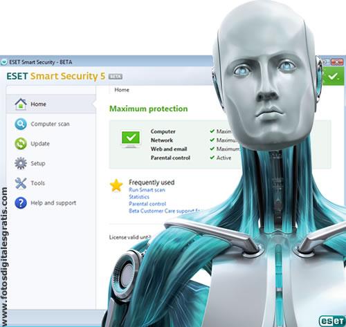Eset Smart Security 5 Full Espanol 2012