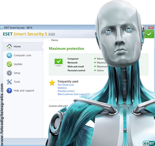 Eset smart security 6 username and password eset smart, Username and