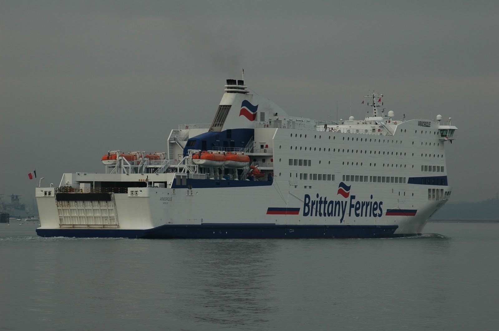brittany ferries armorique at portsmouth yesterday. Black Bedroom Furniture Sets. Home Design Ideas
