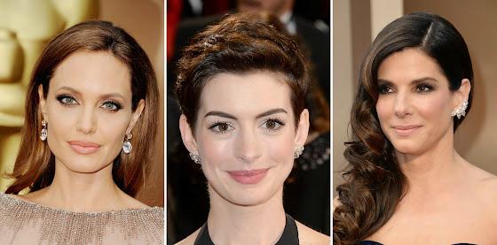 Os Melhores Looks de Beleza da Cerimónia dos Óscares 2014