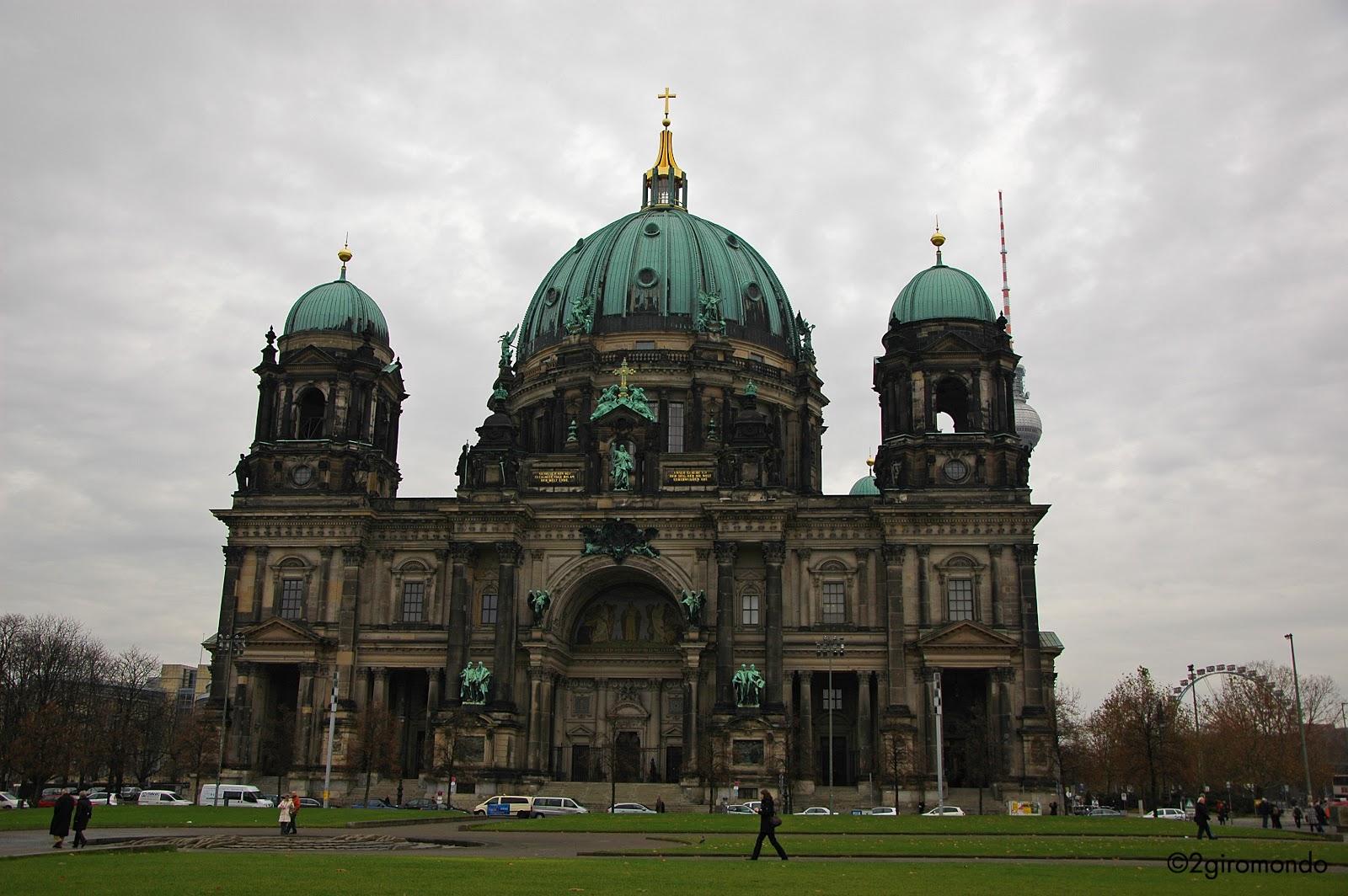 Cattedrale Protestante, Berlino