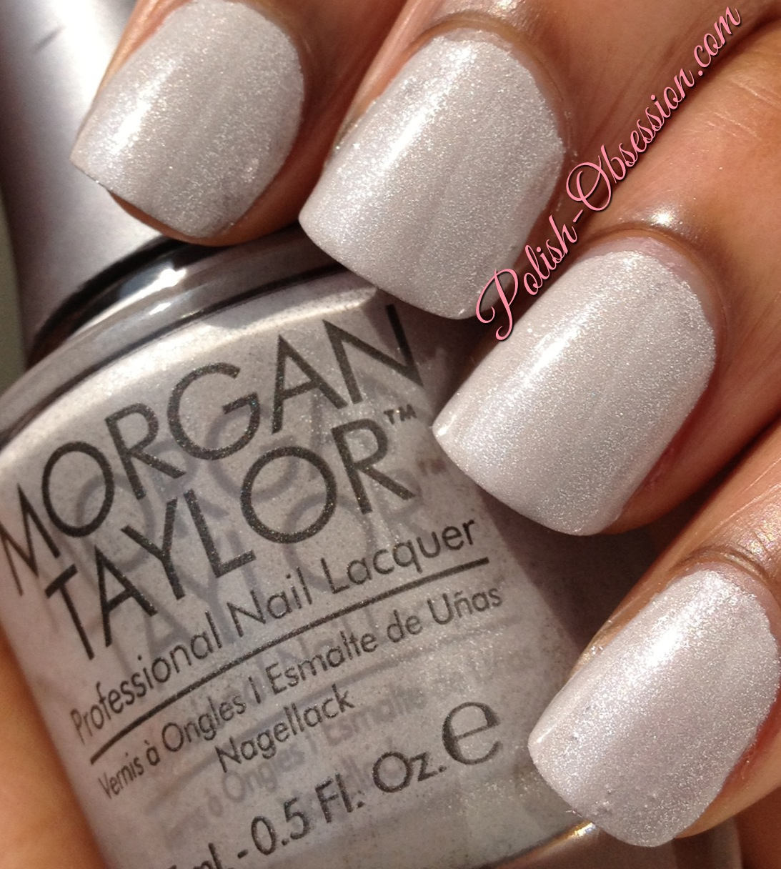 Morgan Taylor - Swatches & Review | Polish Obsession