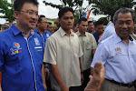 4.2.2012 Timbalan Perdana Menteri Malaysia visit Taman Medan PJ