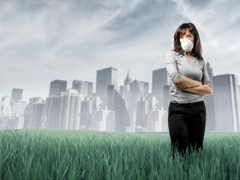 lindungi kulit wajah dari dampak polusi udara