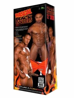 Black Balled 12 Inch Penis Sex Toys Dildo Gayrado