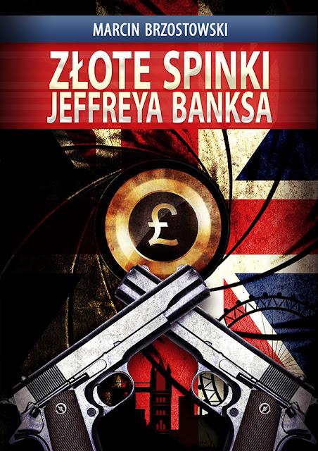 """""""Złote spinki Jeffreya Banksa"""" pod patronatem medialnym Subiektywnie o książkach!"""