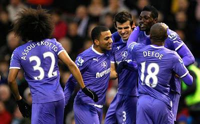 WBA 1 - 3 Tottenham Hotspurs (2)