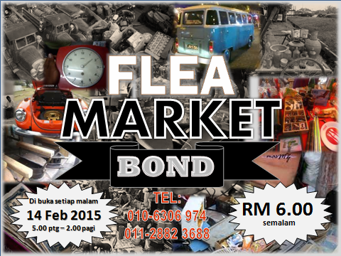 BOND FLEA MARKET