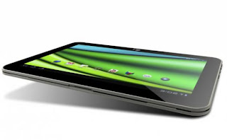 Toshiba's latest news release Excite X10 Tablet thinnest ~ informatic