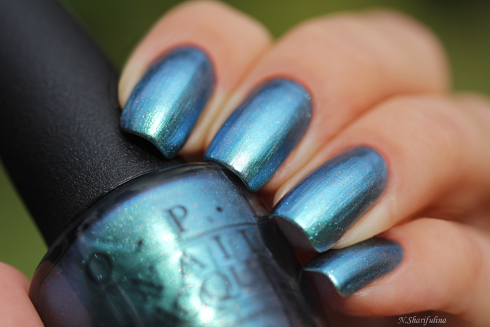 OPI This Colors Making Waves