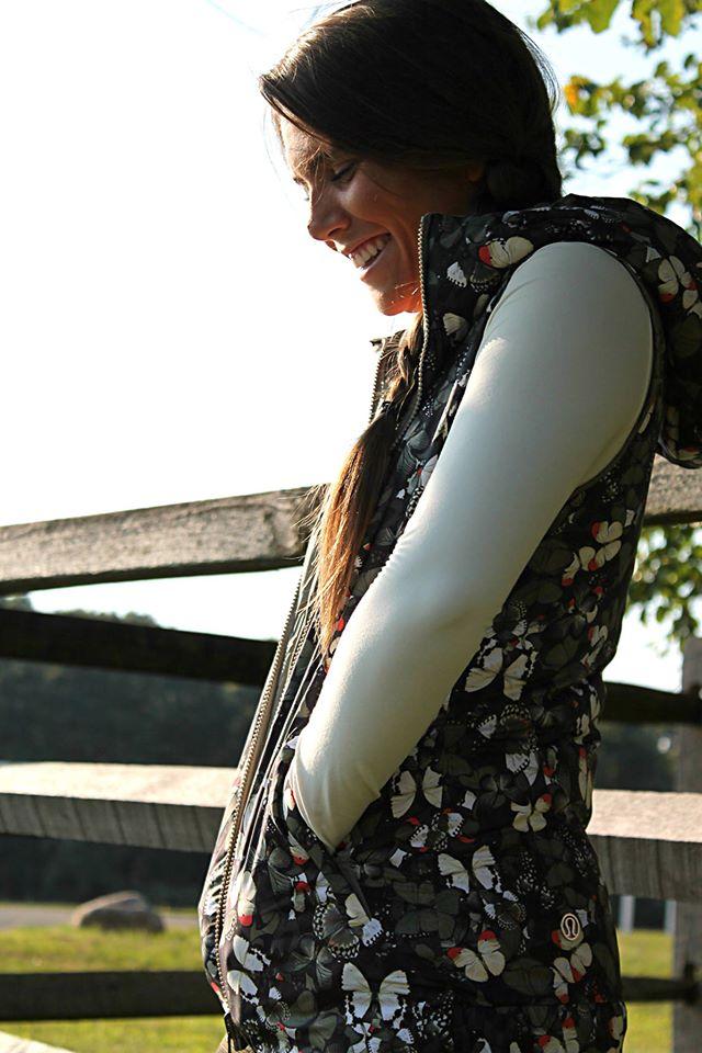 lululemon-cyber-stripe fluffiest-vest