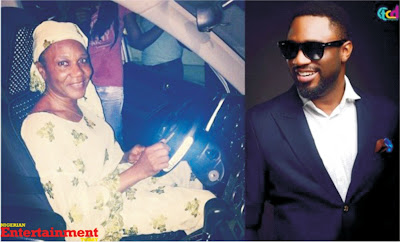 Promise fulfilled! Praiz buys his mum a car