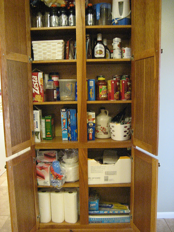 Wooden Kitchen Storage Cabinet Food Pantry Furniture Organizer - Food Storage Cabinet Cymun Designs